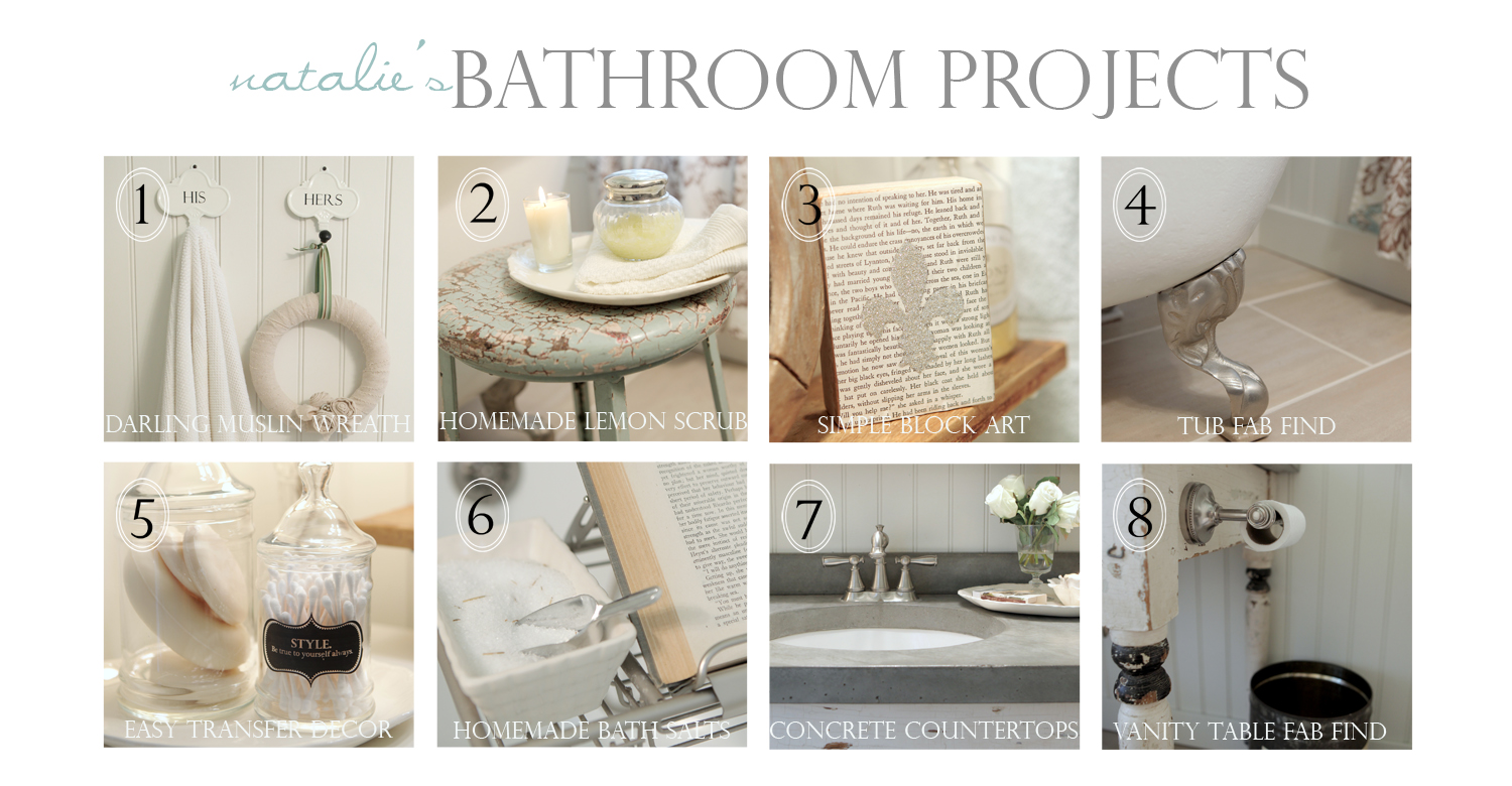 Diy bathroom decor - Diy Wall Decor Ideas For Bathroom