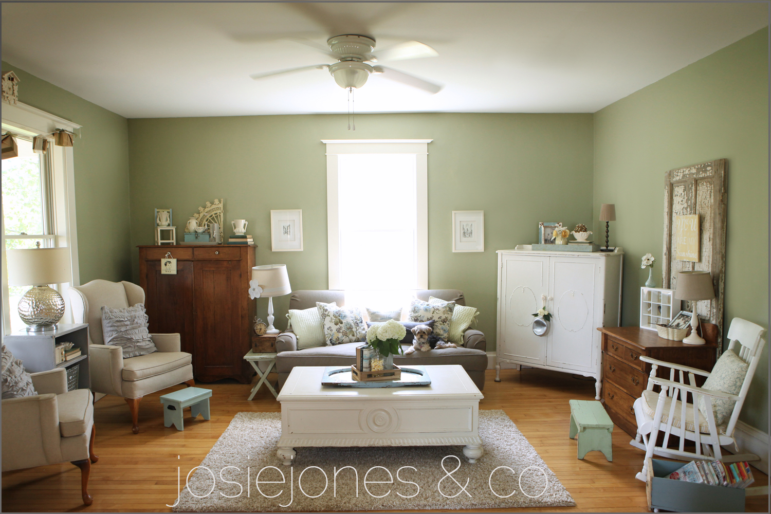Lincoln's Retreat…A Boy's Room » JosieJones & Company