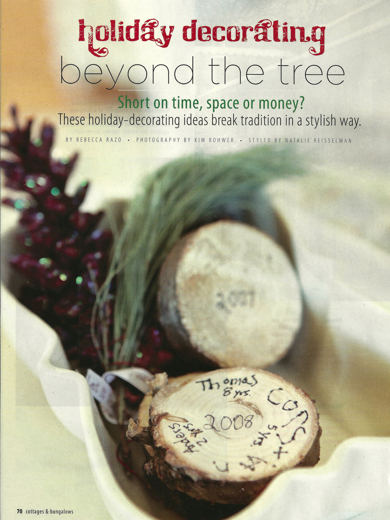 Cottages & Bungalows December 2012 Pg70
