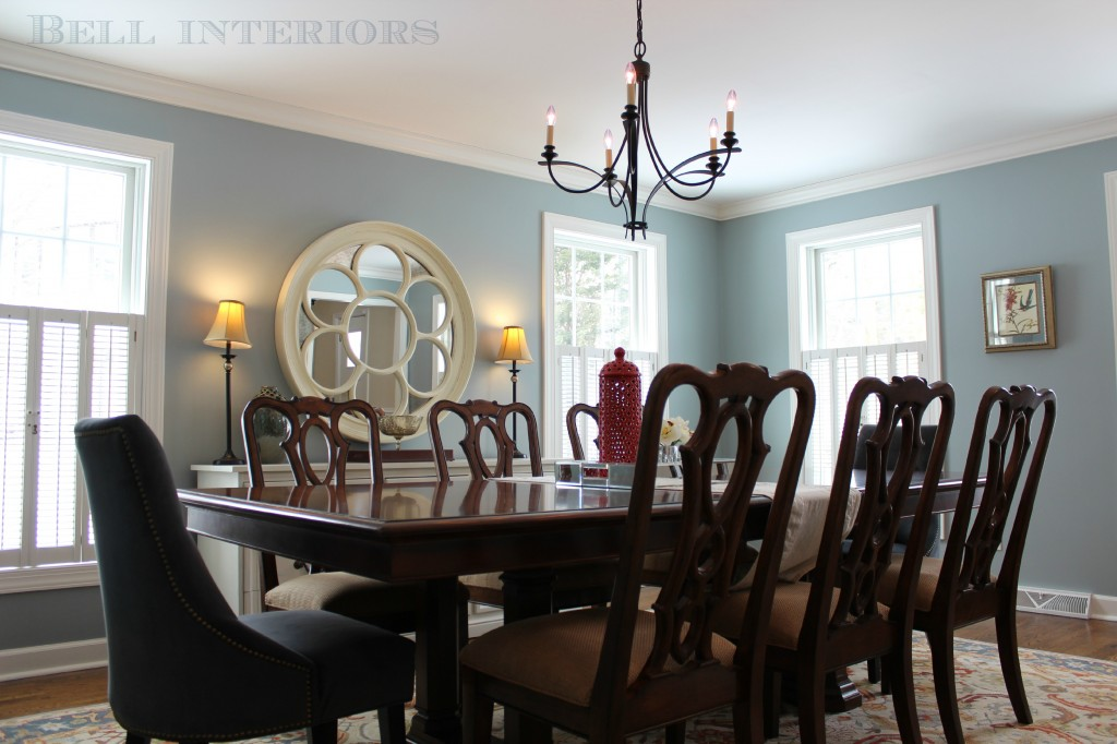 christy s dining room makeover bell interiors